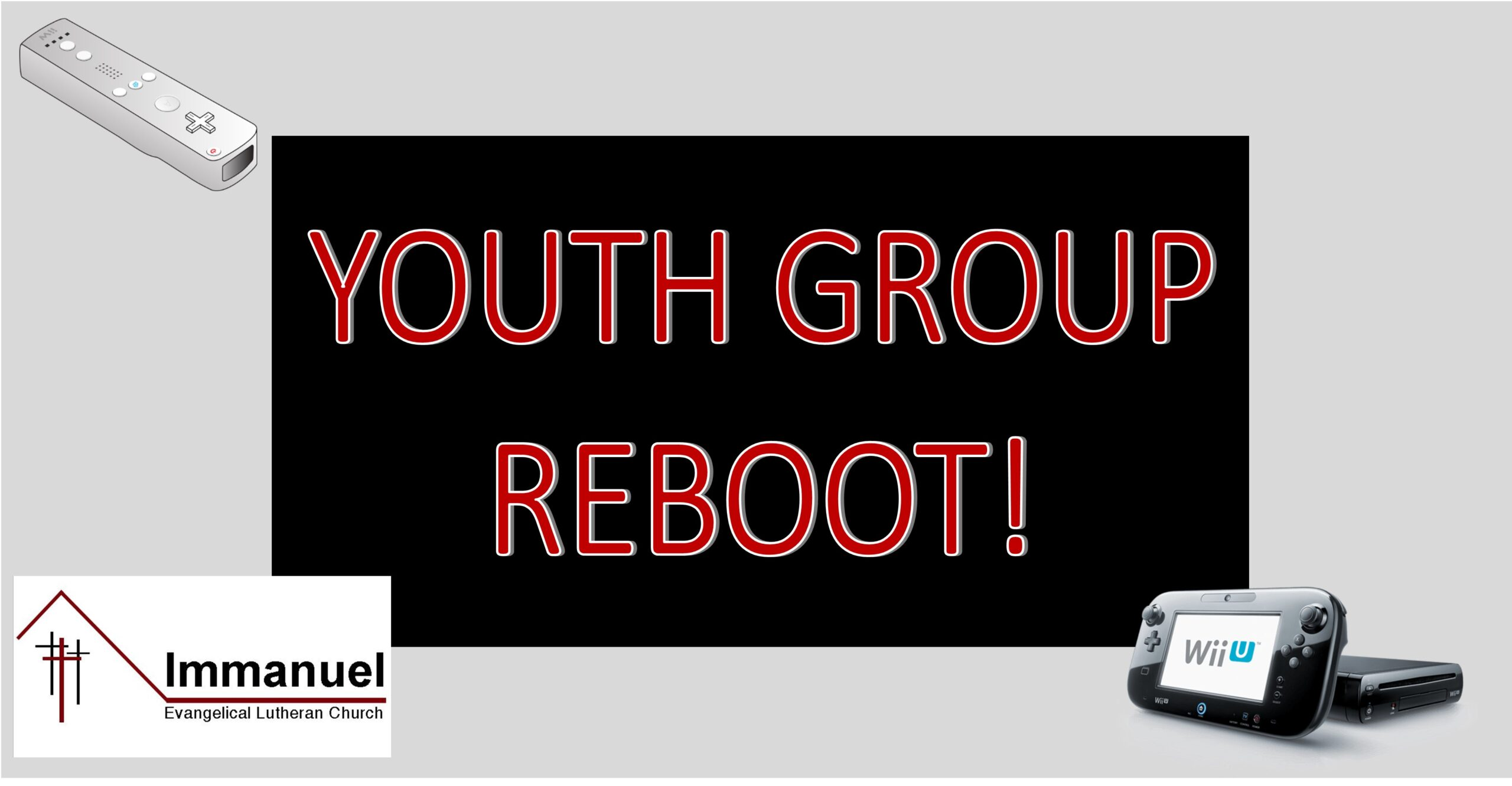 youth group reboot